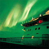 Cruises to see the Northern Lights